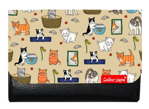 Selina-Jayne Kittens Limited Edition Designer Small Purse